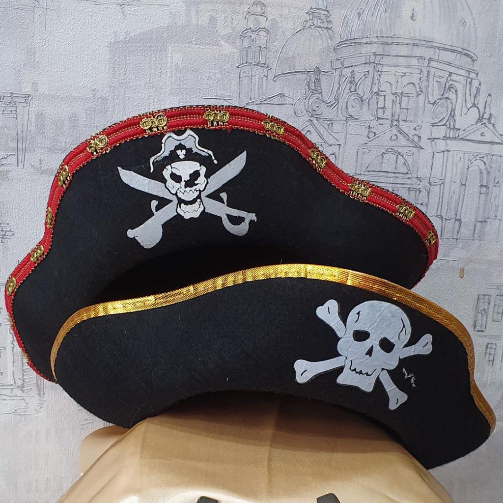 Прокат пиратской шляпы в Минске